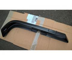 SOLD Genuine Fiat X1/9 1300 rear quarter bumper early euro style NOS 1300 to 1978