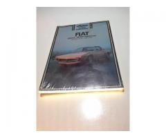 Fiat x19 workshop book manual repair handbook