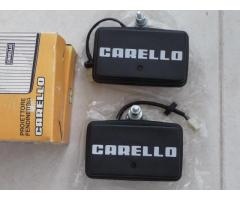 Pair of NOS Carello spotlights 435